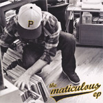 Maticulous - The Maticulous EP [Fatbeats]