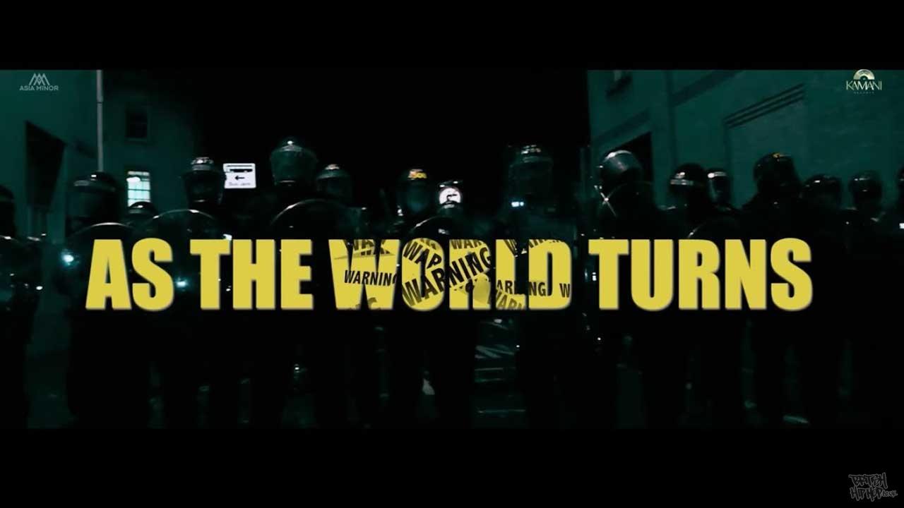 MC Solomon ft. Niya Love - As The World Turns