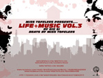 Miss Tofelees and Big Si - Life and Music Volume Three EP [Indie]