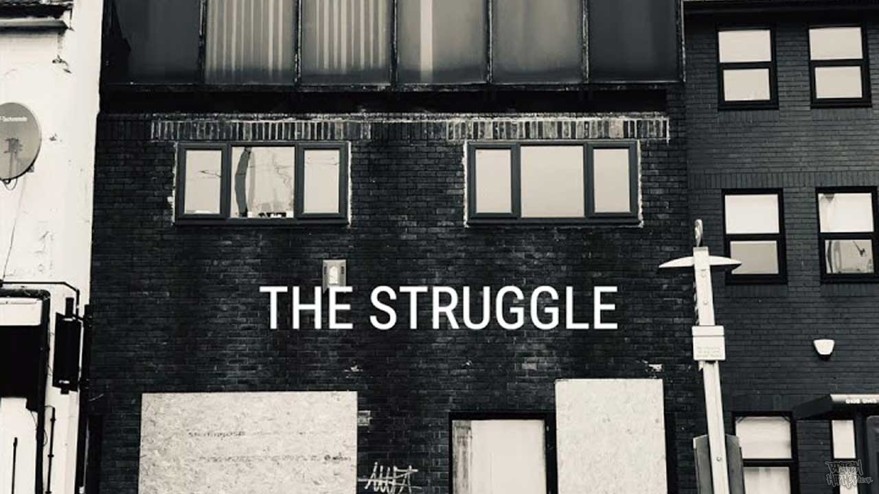 Montener The Menace ft. Guilty Simpson, Micall Parknsun and El Da Sensei - The Struggle