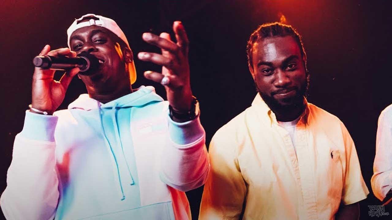 Mr Jukes and Barney Artist ft. Kofi Stone - Check The Pulse