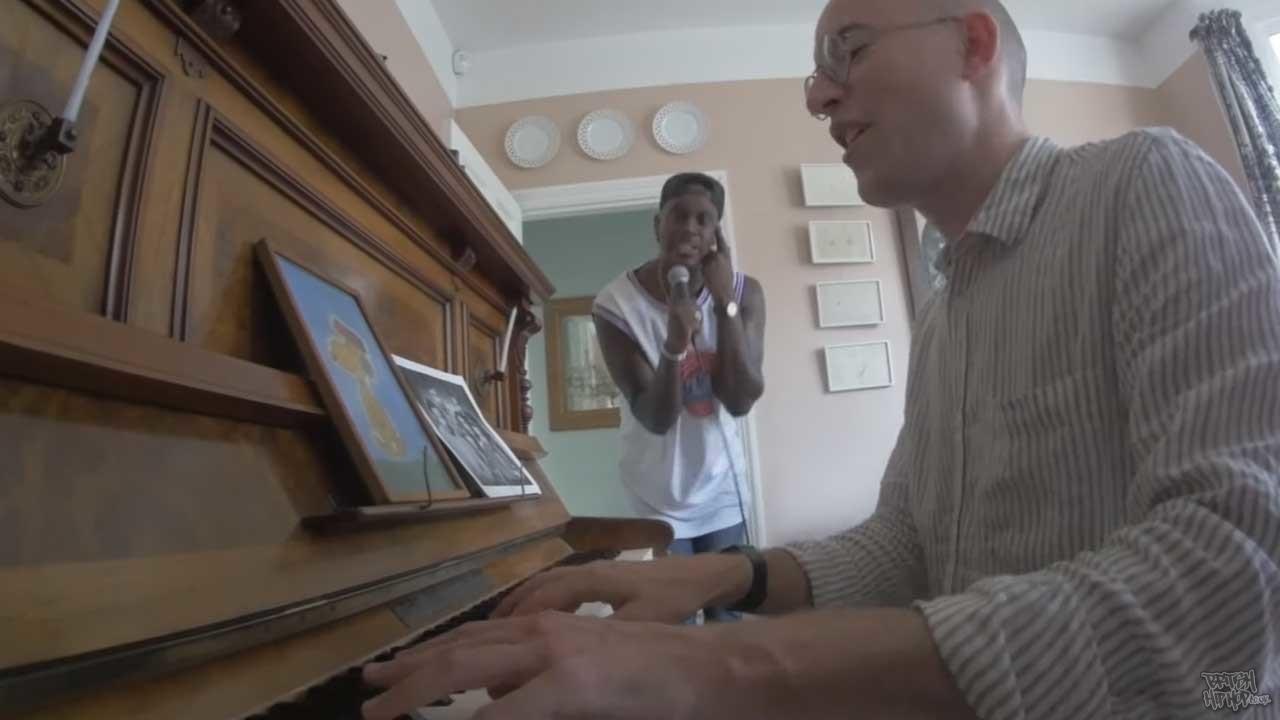 Mr Jukes and Barney Artist - Gratitude (Unplugged)