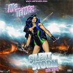 Ms Tempz - Silent Storm CD [Tempa]
