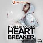 "Mumzy Stranger - Heart Breaker 12"" [Tiffin Beats]"