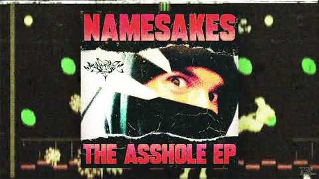Namesakes - The Asshole EP