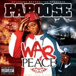 Wolftown Present Papoose - War & Peace (Mixed by Late & Tricksta) CD [Wolftown]