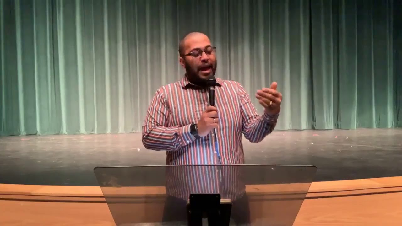 Pastor Jaylon Calhoun