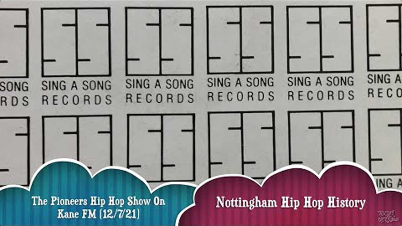 Pioneers Hip Hop Show 12/7/21 - Nottingham History