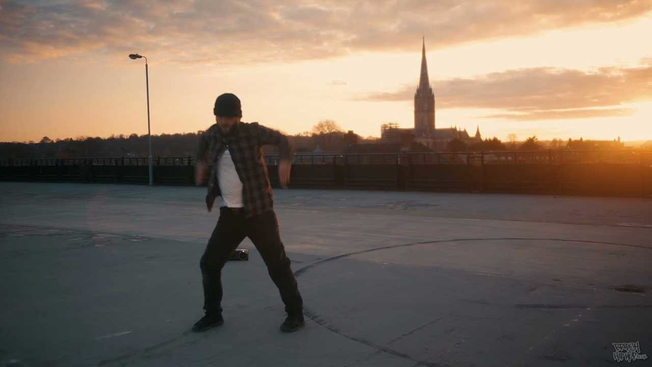 Planky ft. Harry Shotta, PAV4N and Dynamite MC - Soul Plane