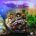 Potent Whisper and Wu-Lu - The Boom Bap Bounce MP3 [Congo Natty Records]