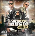 S4DK Presents - Powerful Music Vol. 4 - Hosted By S.A.S CD [S4DK]