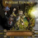 Professor Elemntal Album Cover Competition