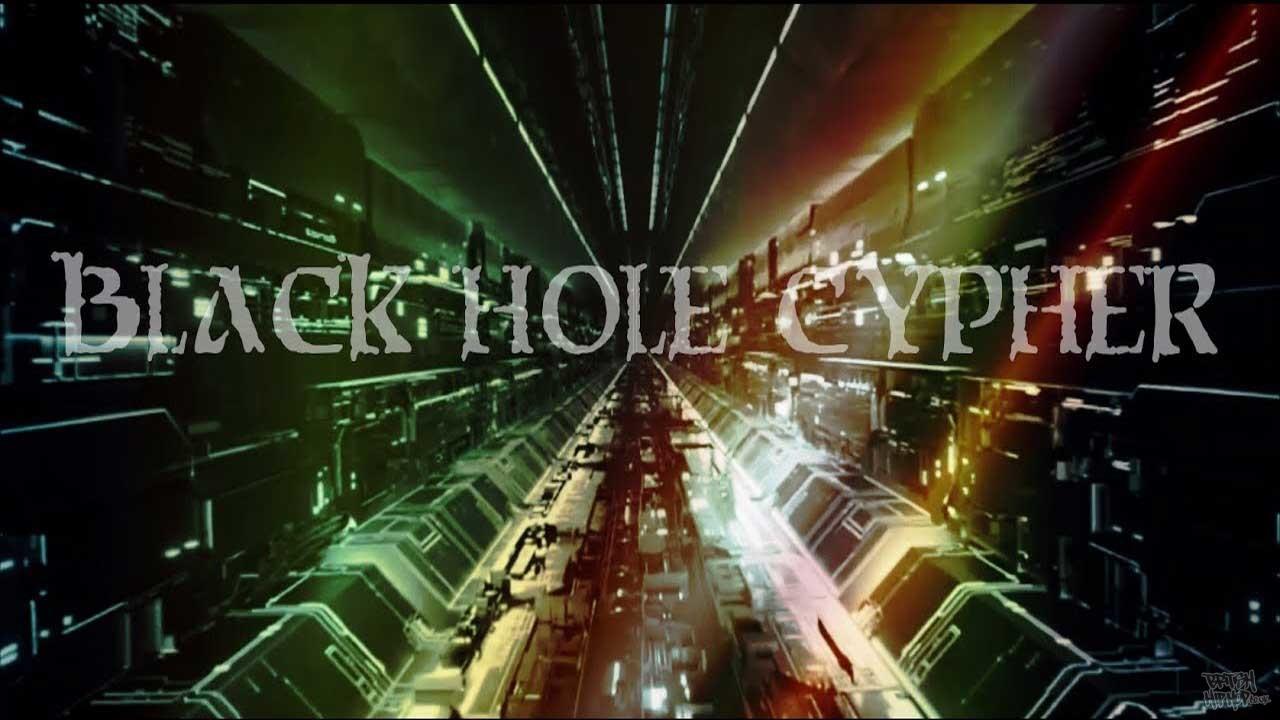 Ramson Badbonez ft. Jehst, Micall Parknsun, Joker Starr, MysDiggi and more - Black Hole Cypher