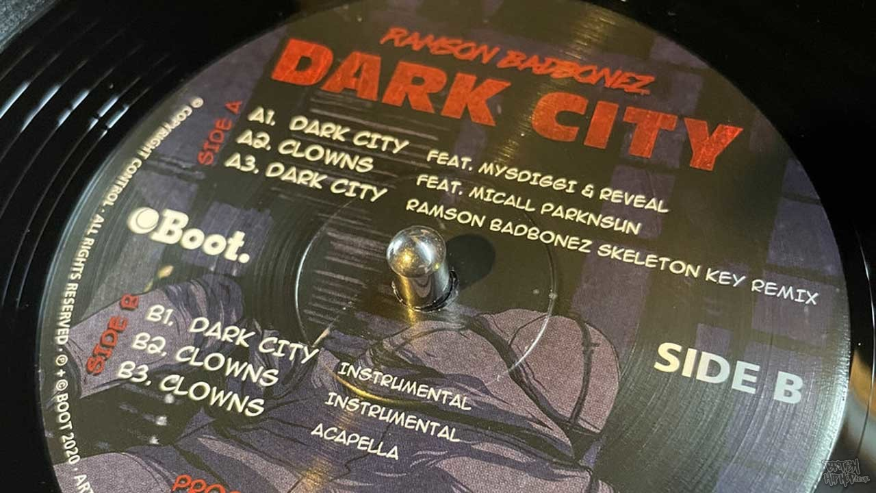 Ramson Badbonez - Dark City