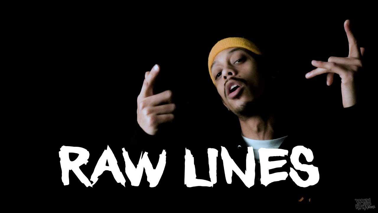 Ramson Badbonez - Raw Lines