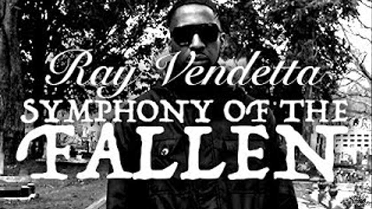 Ray Vendetta - Symphony Of The Fallen