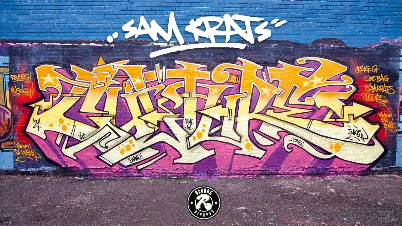 Sam Krats ft. Craig G, Mysdiggi, Gee Bag, Ramson Badbonez, Phoenix Da Icefire and Jazz T - Culture