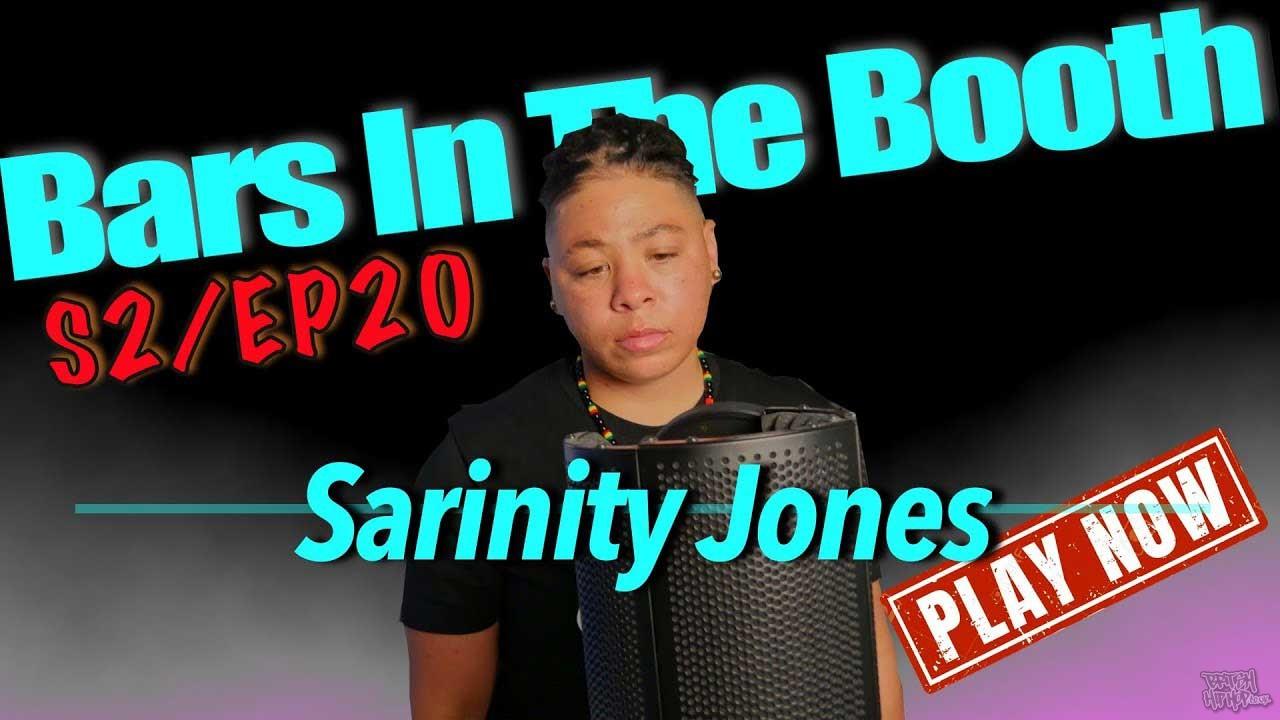 Sarinity Jones - Bars In The Booth