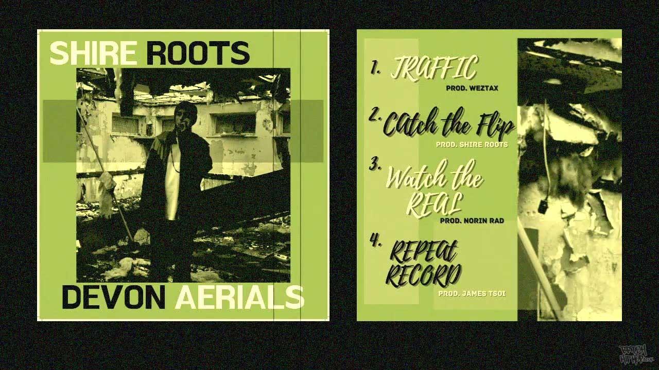 Shire Roots - Devon Aerials