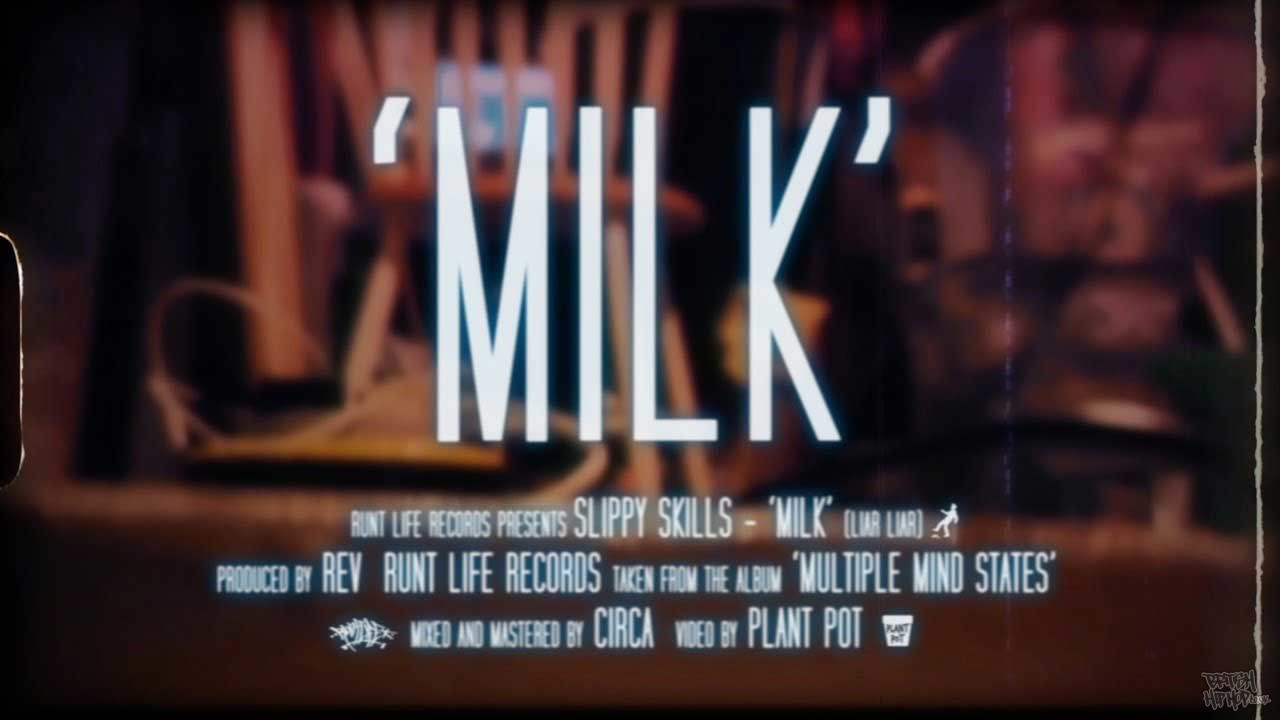 Slippy Skills - Milk