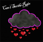 S.P.R.10 ft. Rochelle - Can't See the Rain CD [White]