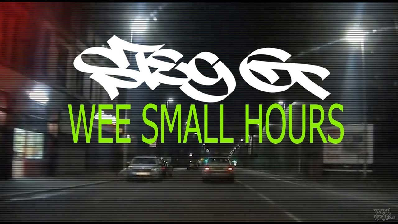 Steg G ft. Solareye, Freestyle Mater, Empress, CCTV - Wee Small Hours
