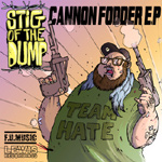 Stig Of The Dump - Cannon Fodder EP [Lewis Recordings]