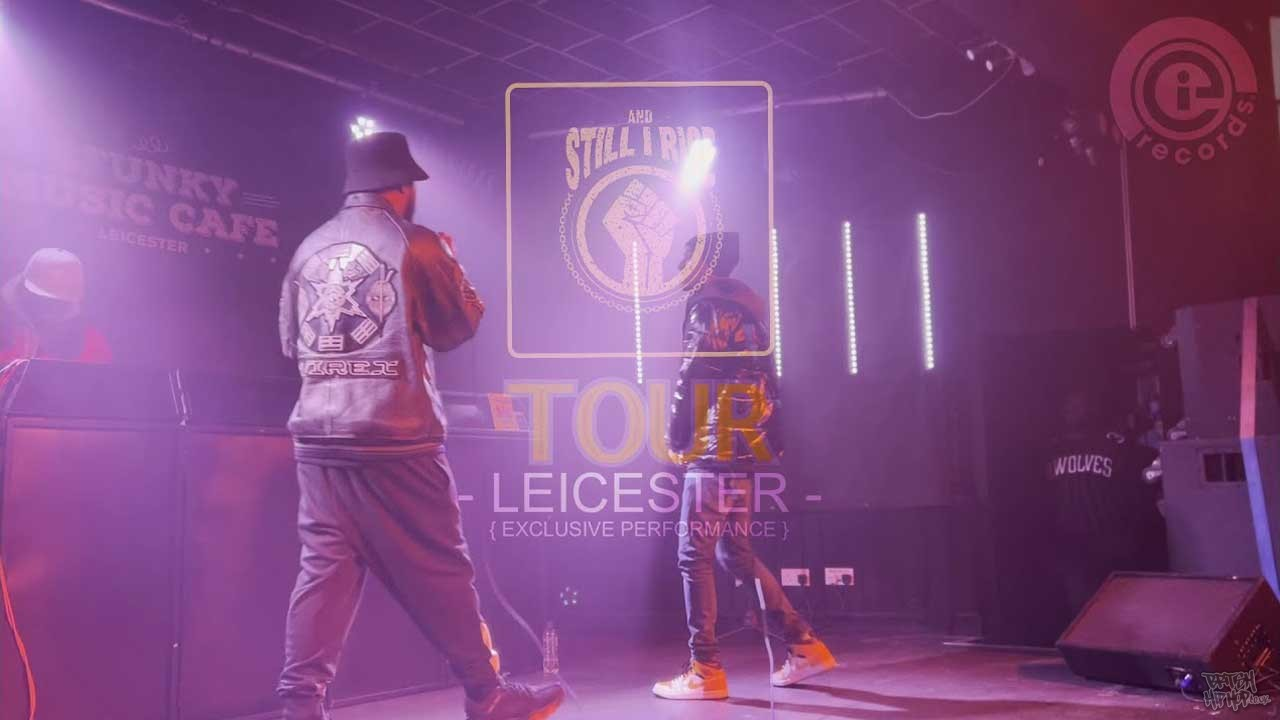 Strizzy Strauss - And Still I Rise Tour