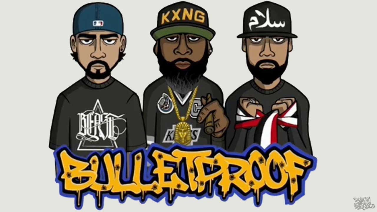 Sullee Justice ft. Crooked I x Beast1333 - Bulletproof