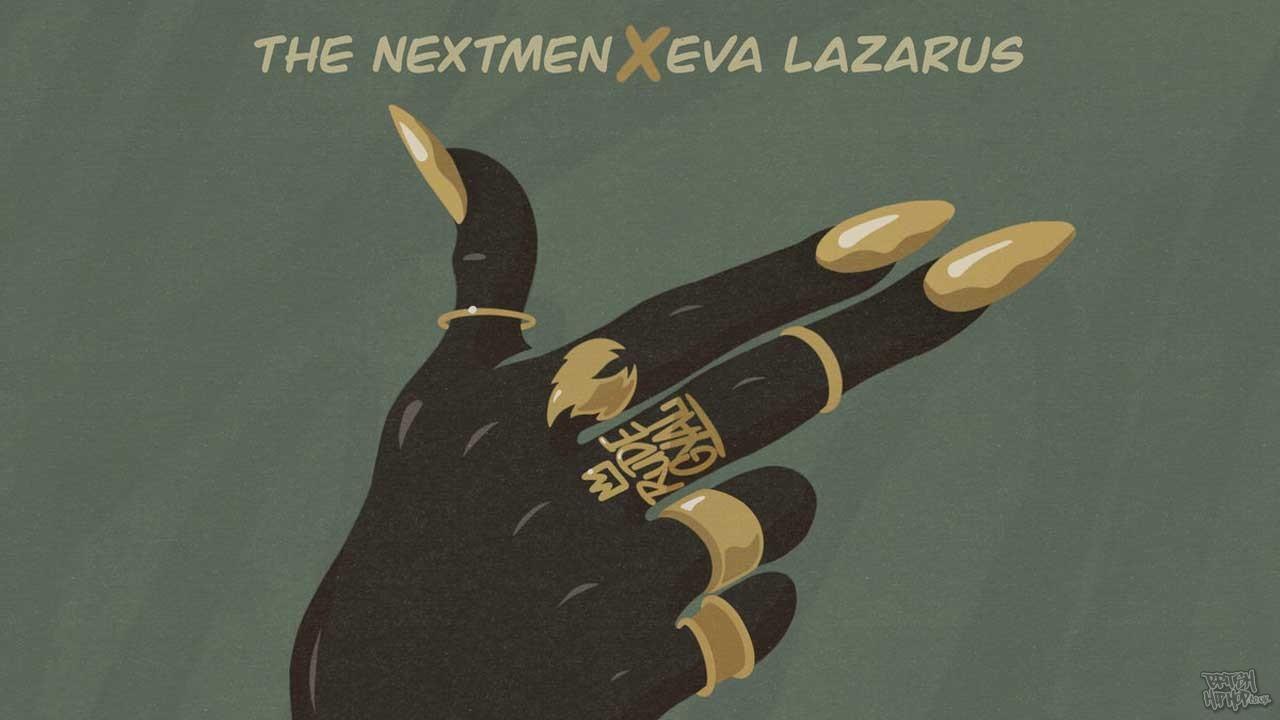 The Nextmen and Eva Lazarus - Afterglow Dub / Rudegyal