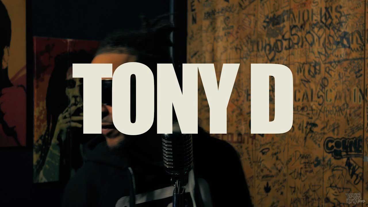Tony D - Stadium Status Freestyle