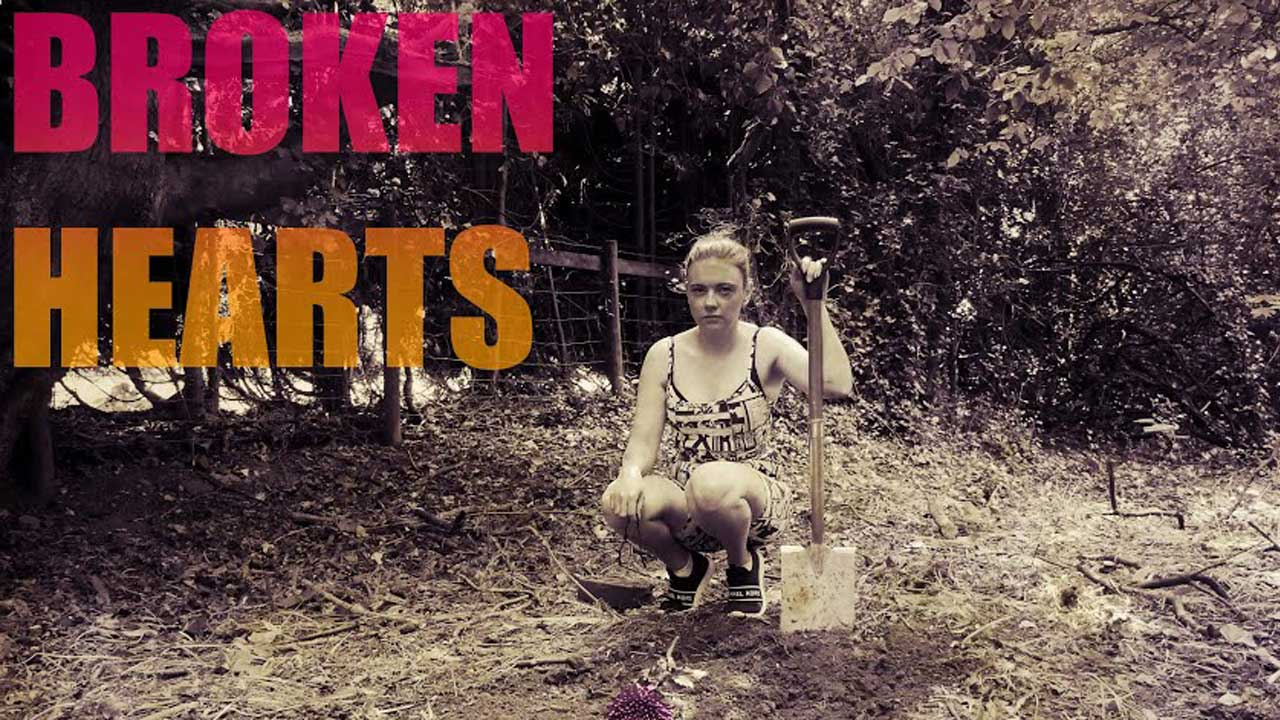Trademark Blud - Broken Hearts