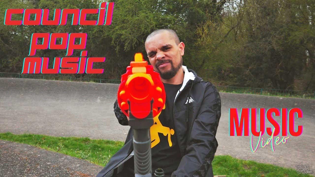 Trademark Blud - Council Pop Music