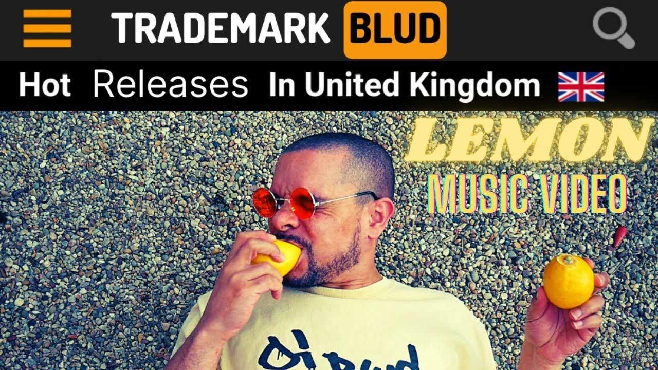 Trademark Blud - Lemon