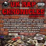 UK Runnings Presents UK Rap Chronicles - Chapter Two CD [Uk Runnings]