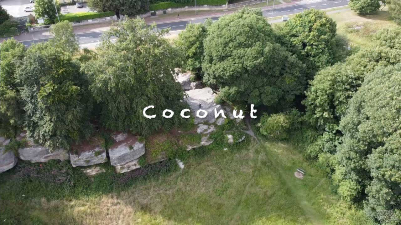 Uncle Harry - Coconut
