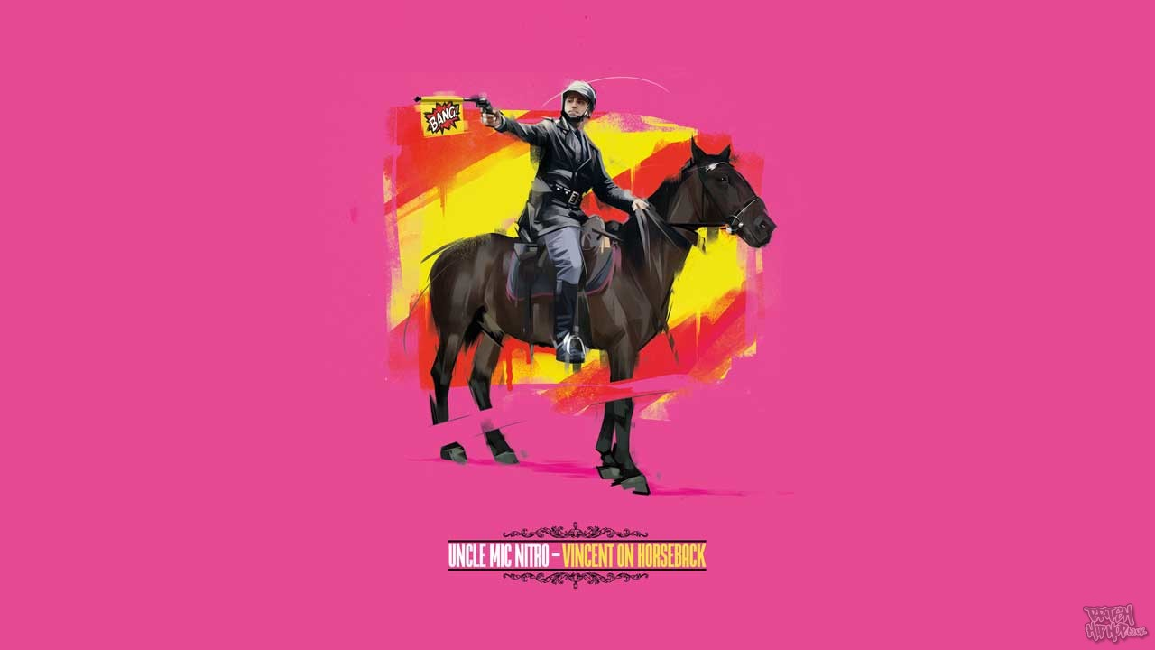 Uncle Mic Nitro - Vincent on Horseback