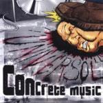 Universol - Concrete Music CD [Radio Wreck]