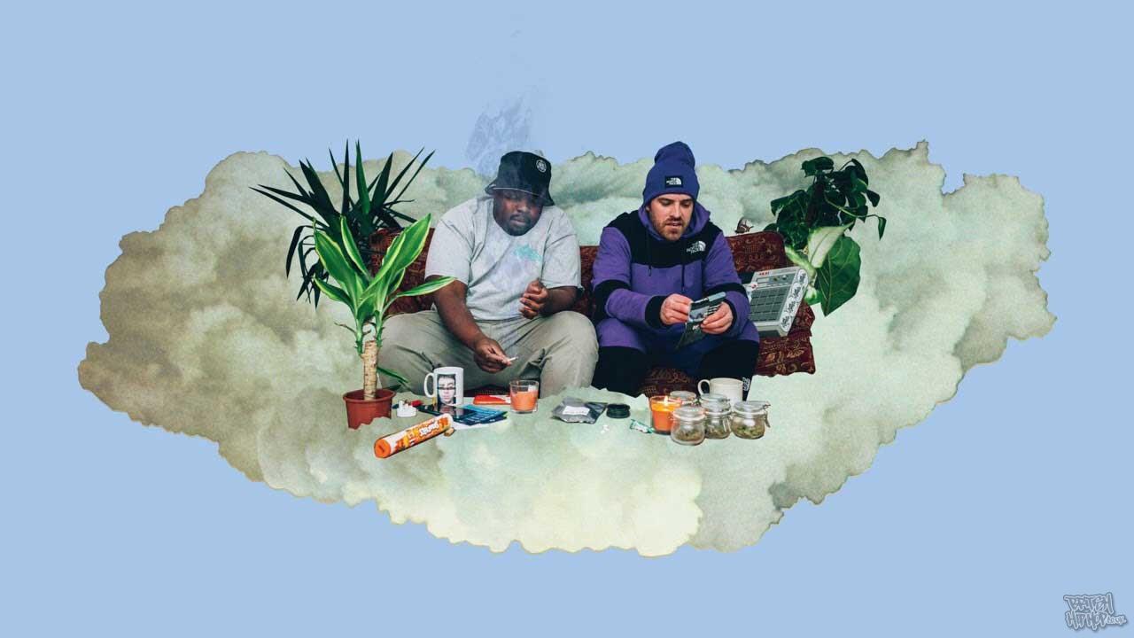 Verbz and Mr Slipz - The Rain (Instrumental)
