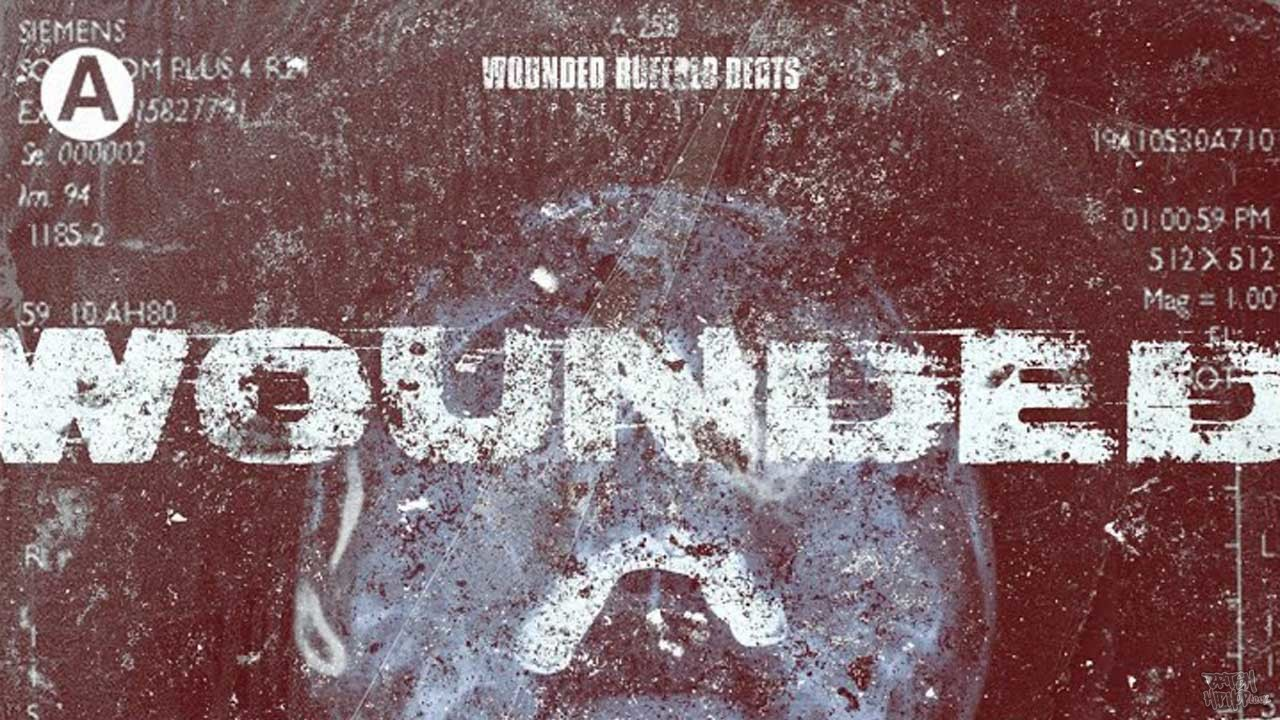 Wounded Buffalo Beats ft. Randall Rush, Grandsome, Ruste Juxx and JabbaThaKut - Wounded