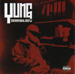 Yung - Unconditional Hustle CD [MKD Recordings]